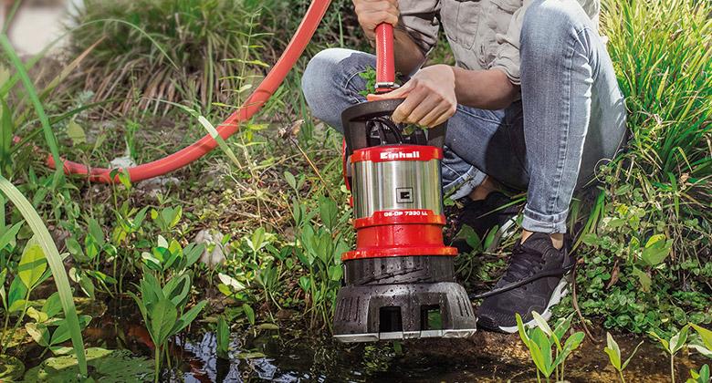 Dirt Water Pumps